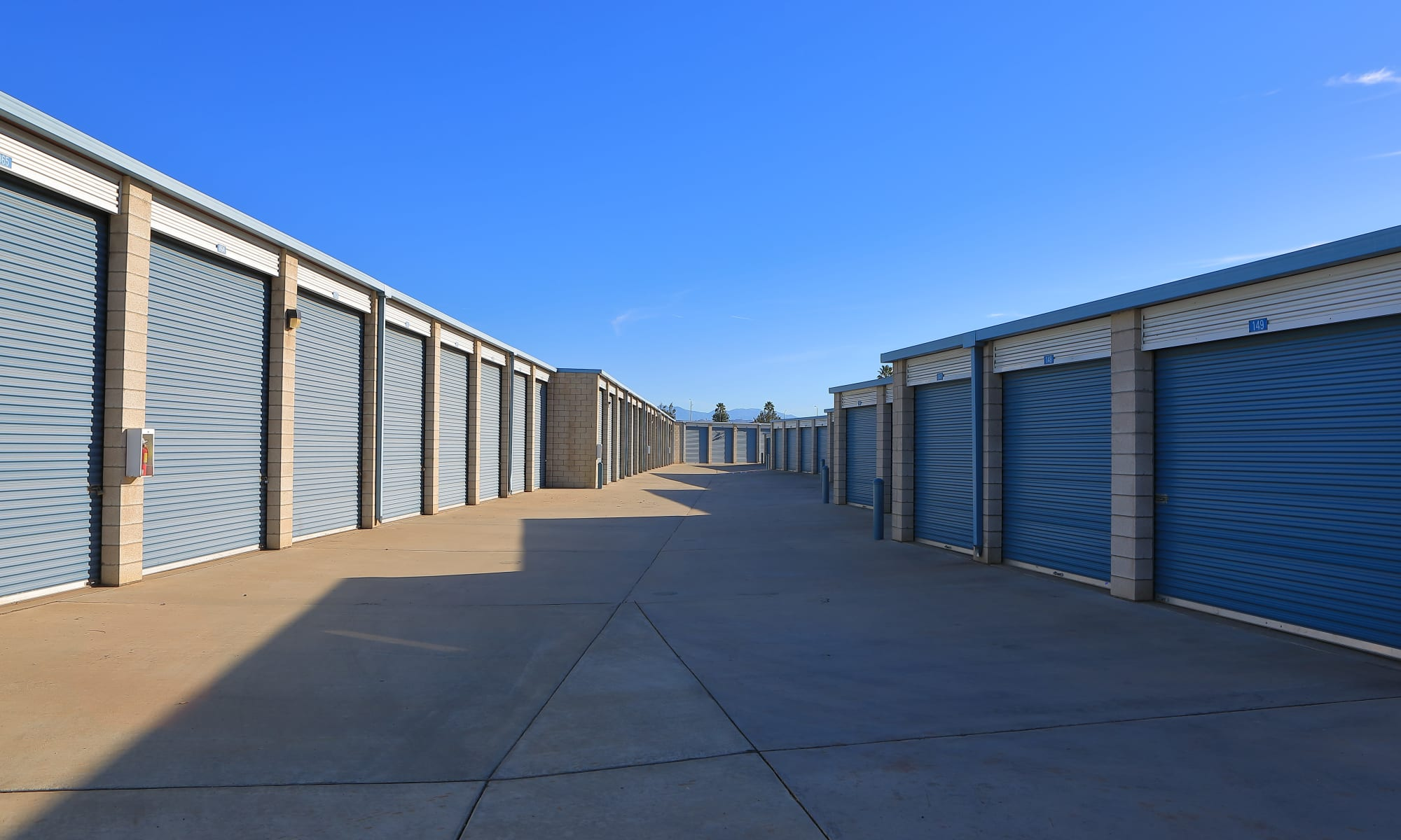 Contact us today at Storage Solutions in Riverside, California