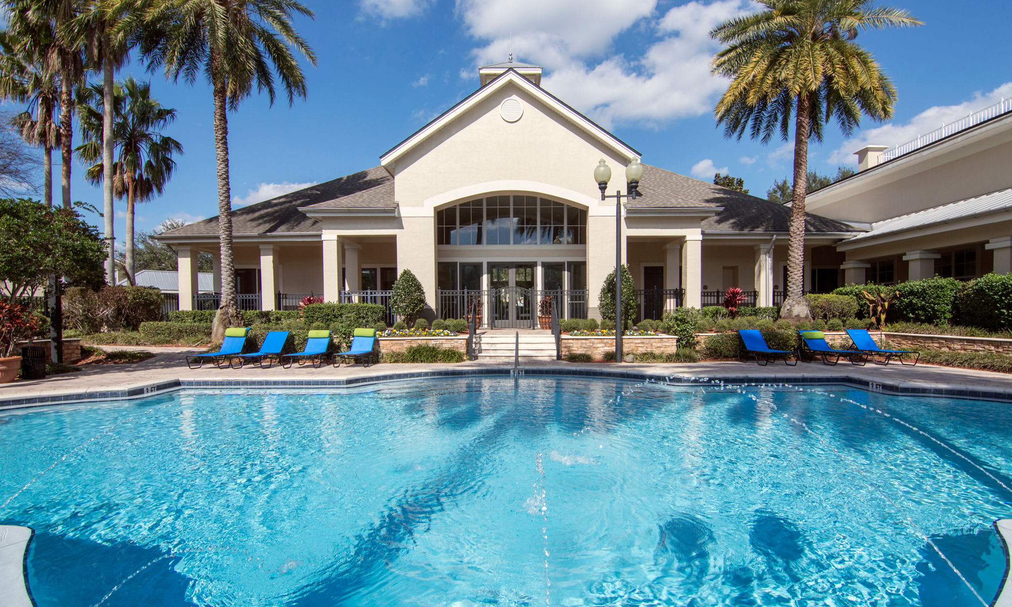Orlando Apartments Townhomes For Rent The Estates At Park Avenue