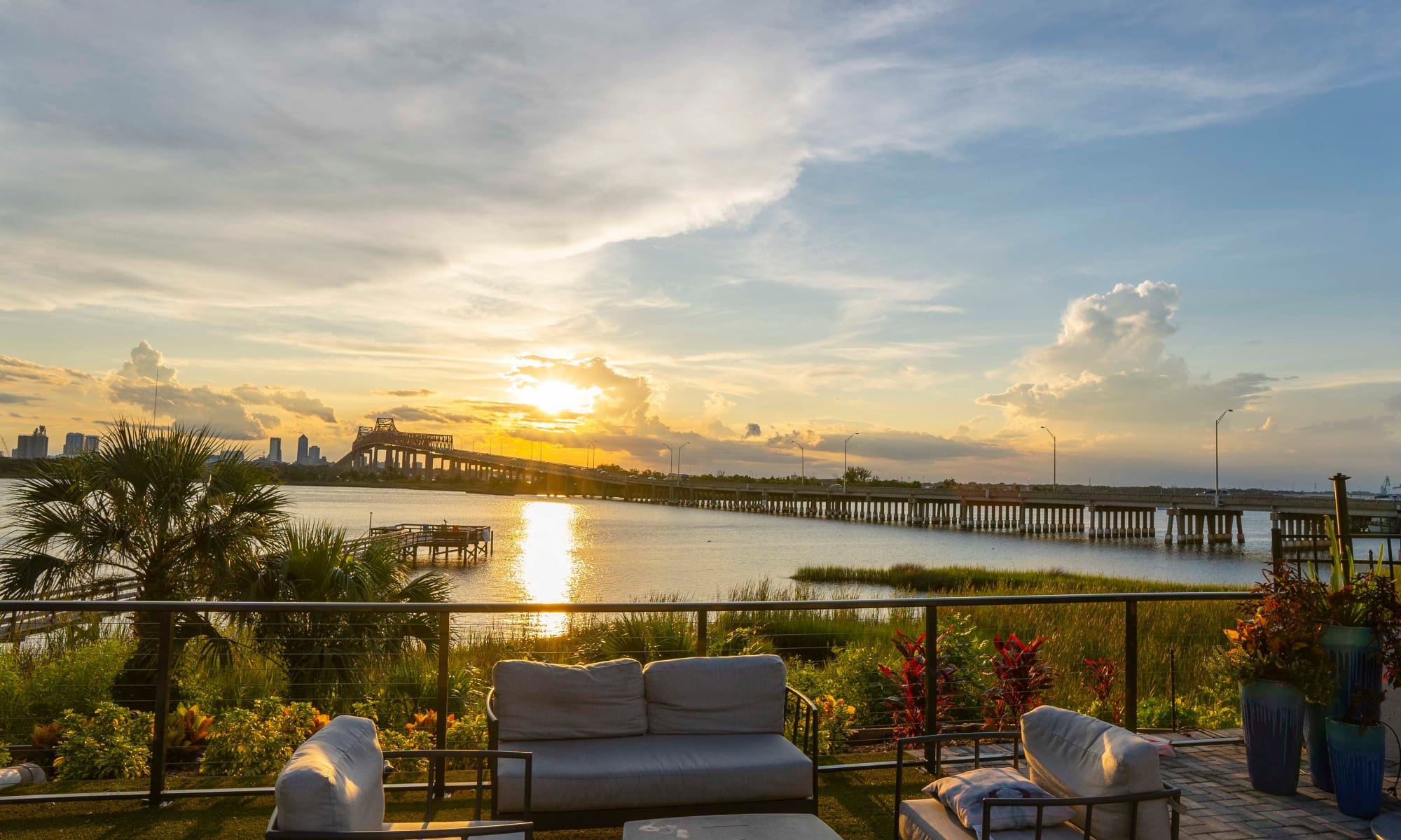 Apartments at Pier 5350 in Jacksonville, Florida