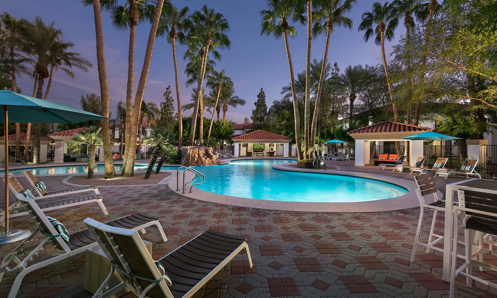 San Palmas apartments in Chandler, Arizona