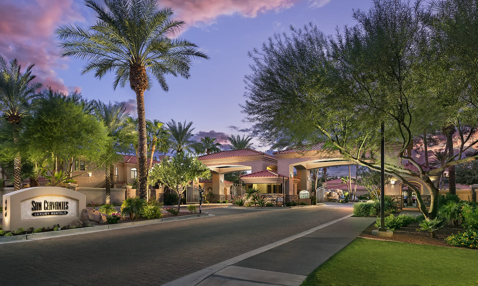 Apartments at San Cervantes in Chandler, Arizona