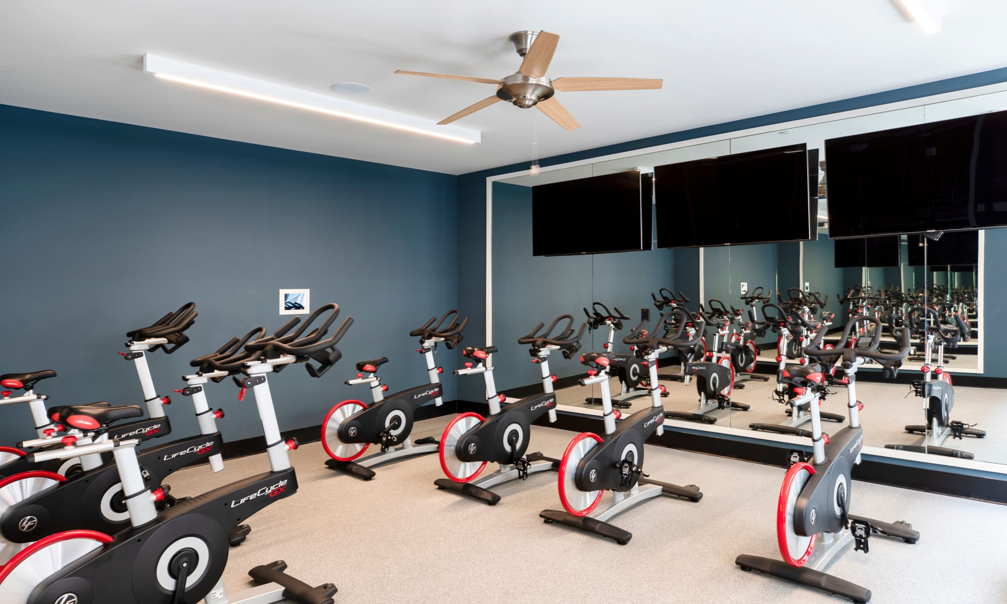 Our Apartments in Secaucus, New Jersey offer a Fitness Center