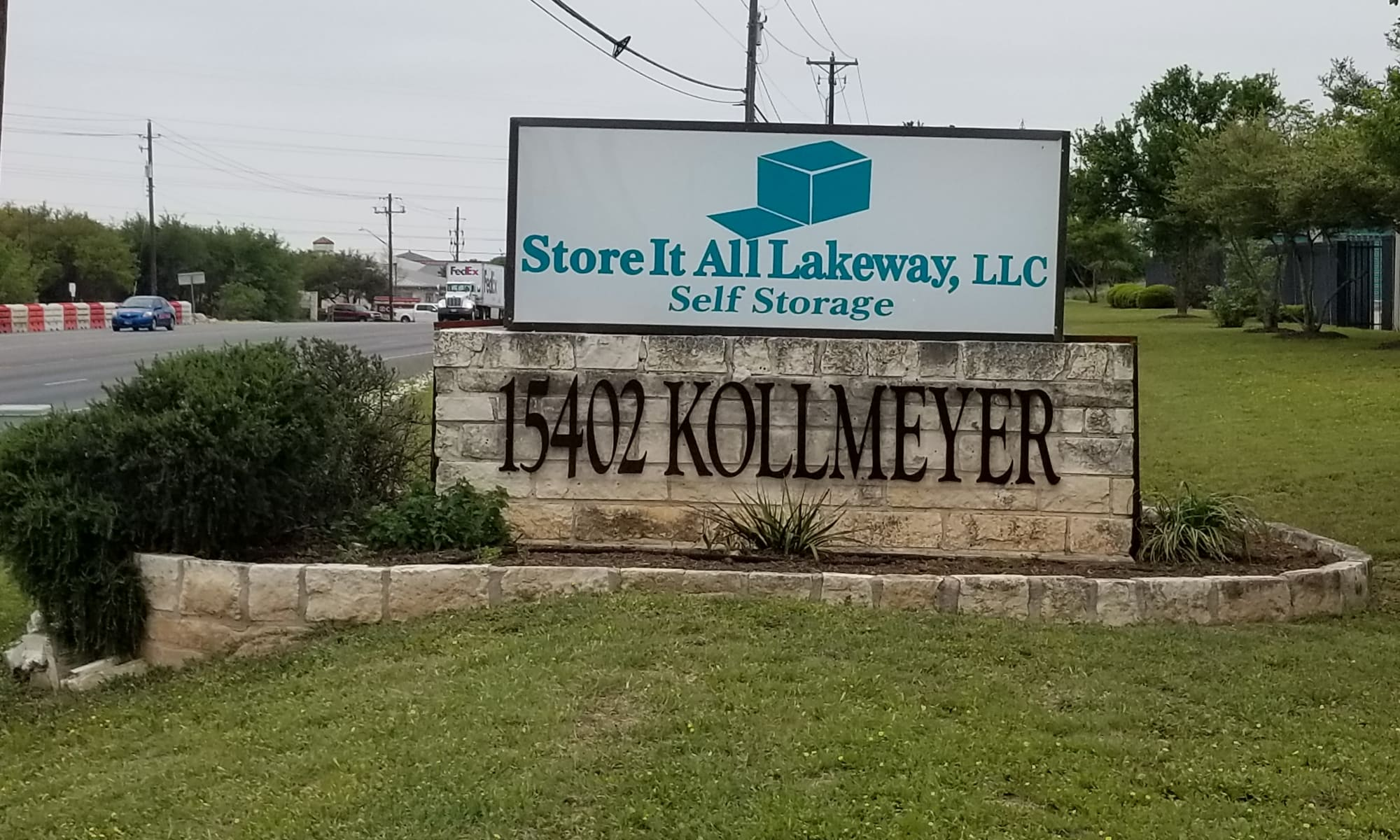 Store It All Self Storage - Lakeway self storage in Lakeway, Texas