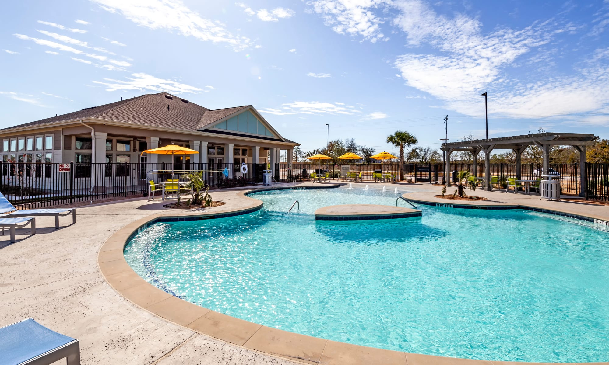 Apartments at The Stanton in Lockhart, Texas