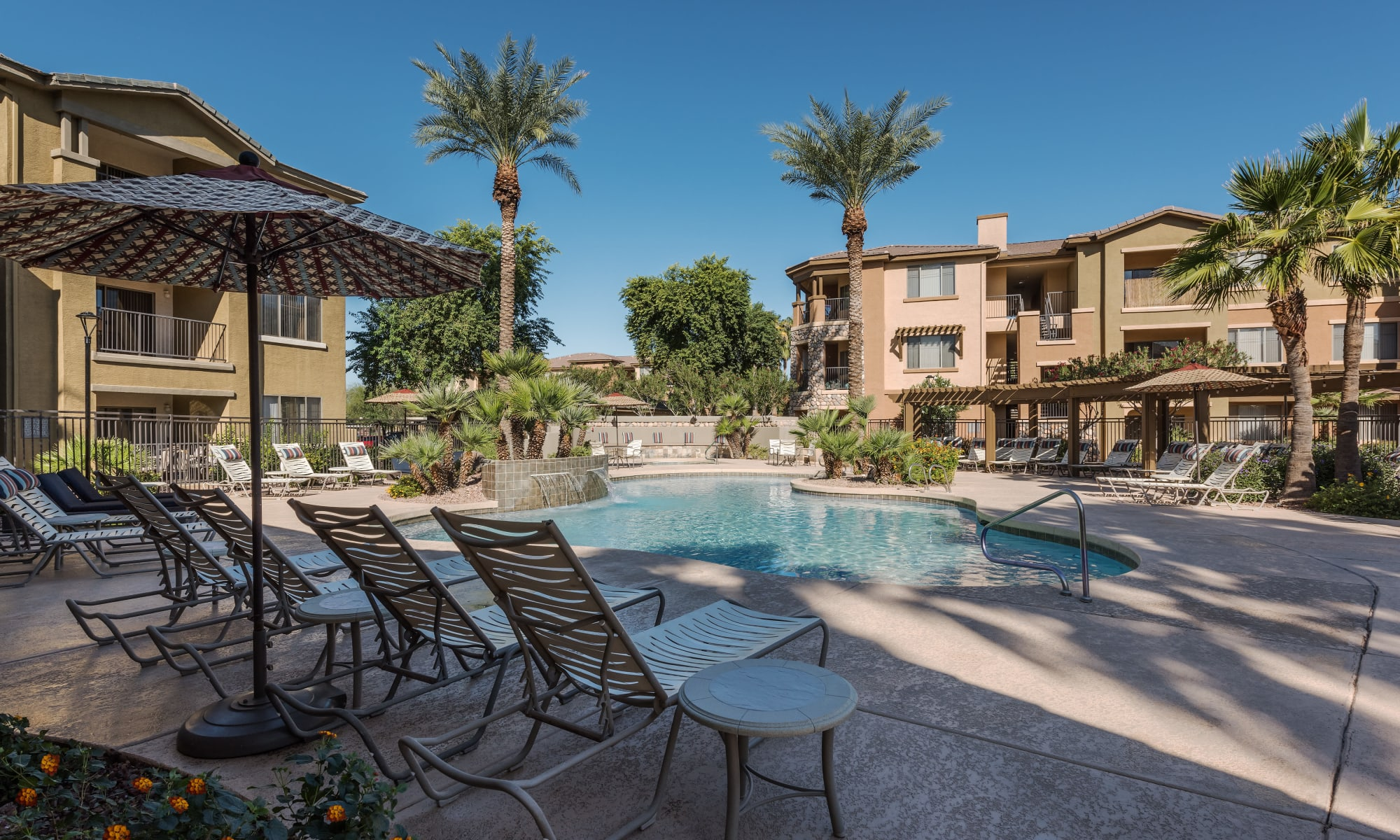 Apartments in Gilbert, Arizona at Azul at Spectrum