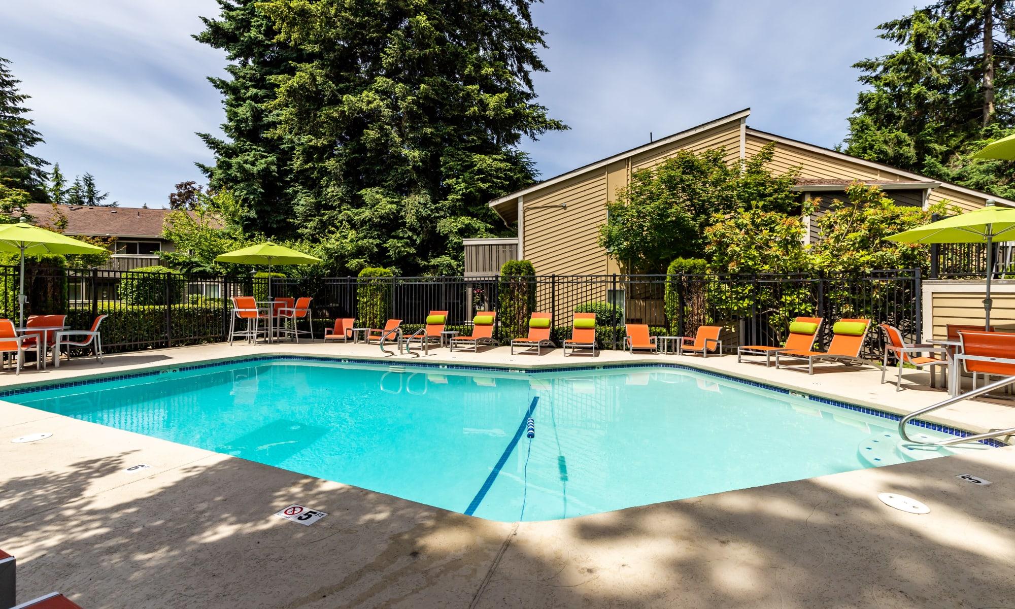 Vue Kirkland Apartments floor plans in Kirkland, Washington