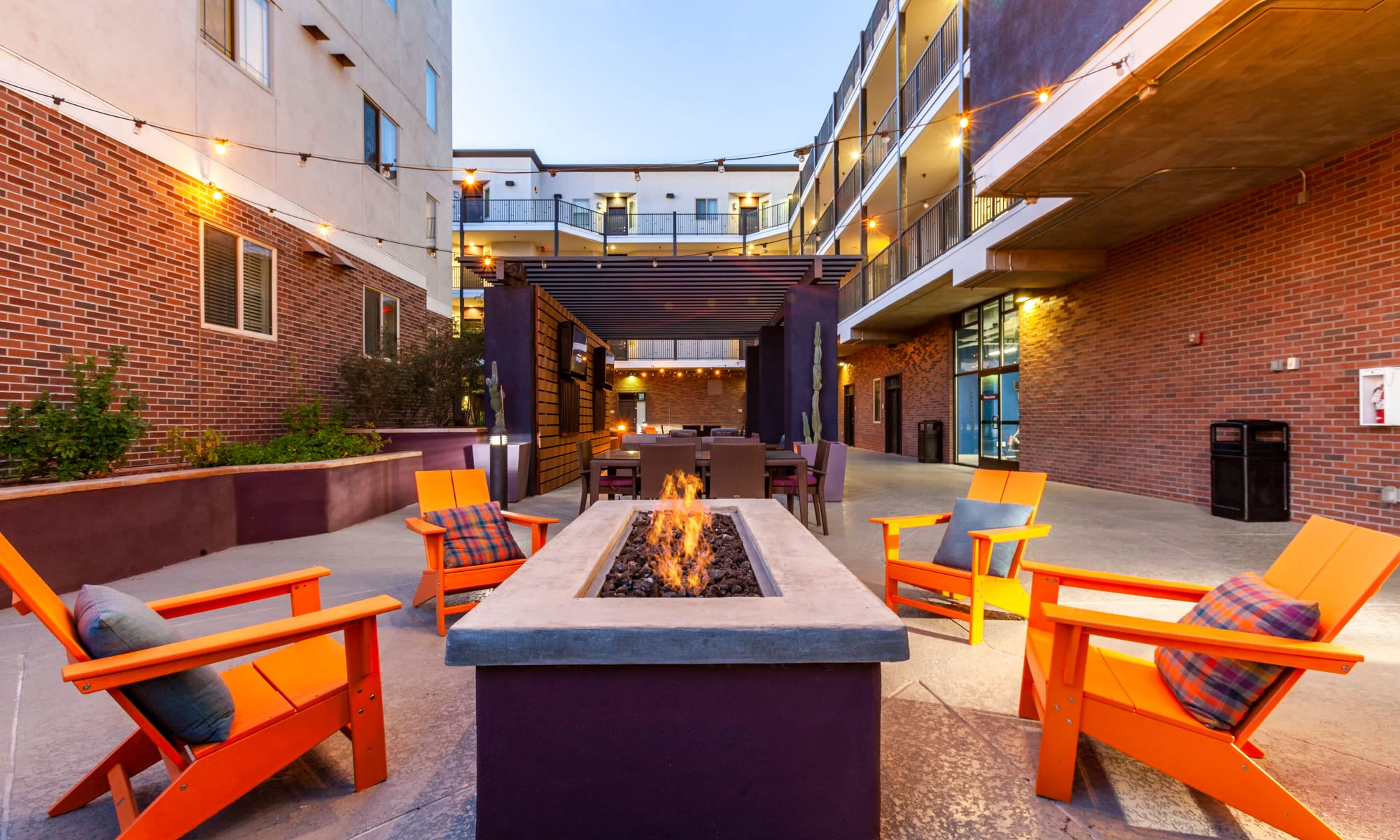Apartments at The Fleetwood in Tempe, Arizona