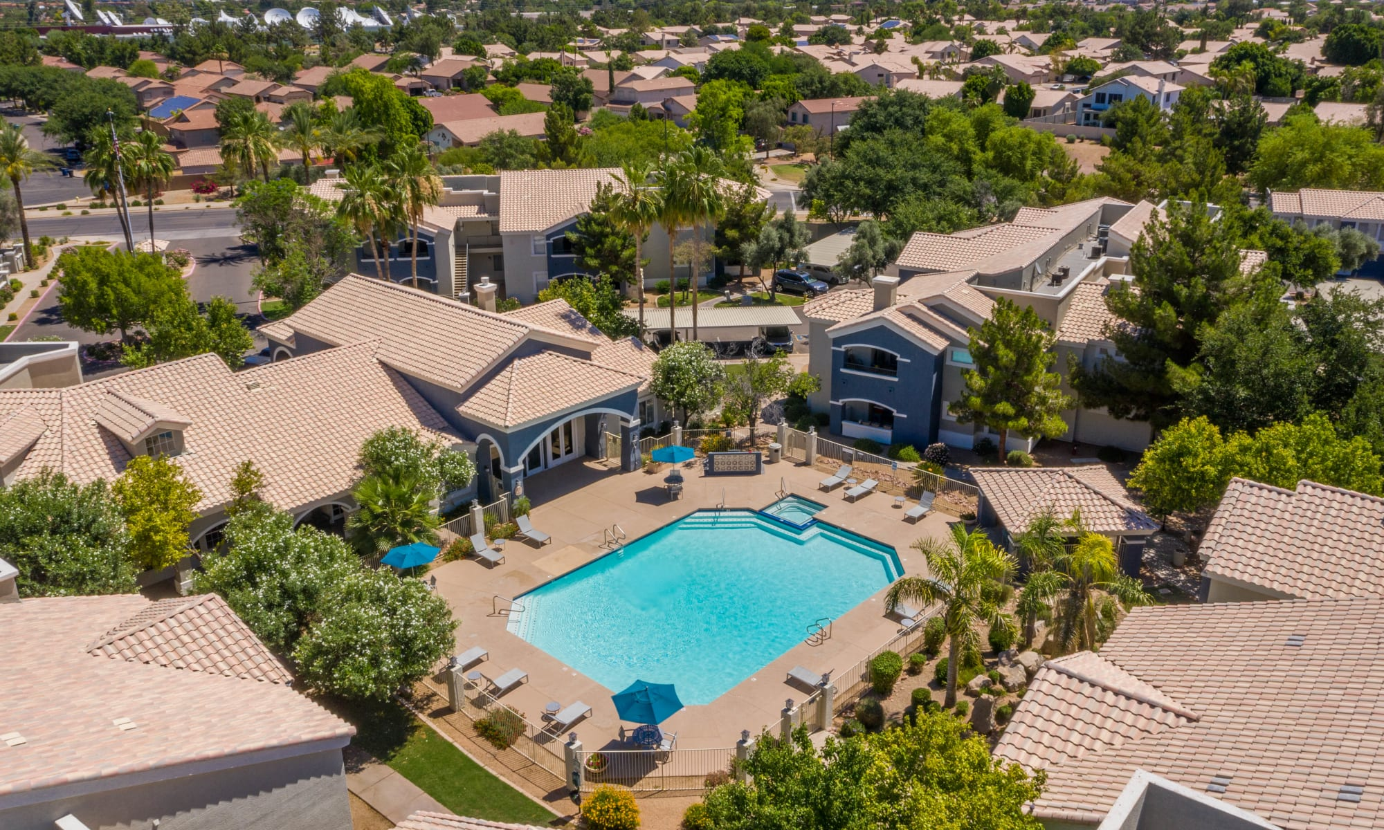 Apartments at The Sterling in Gilbert, Arizona