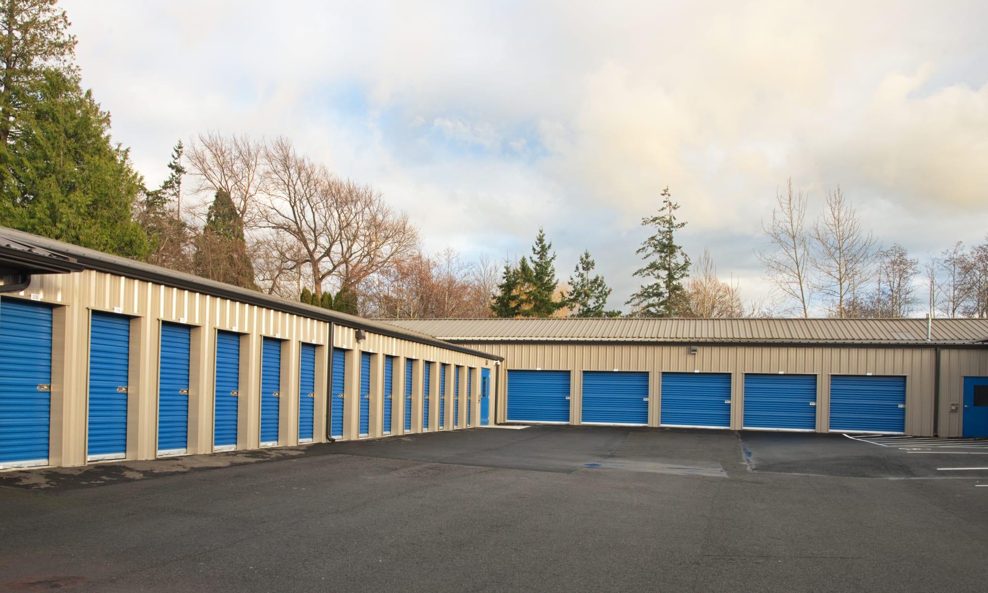 Urban Storage on Bennett in Bellingham, Washington