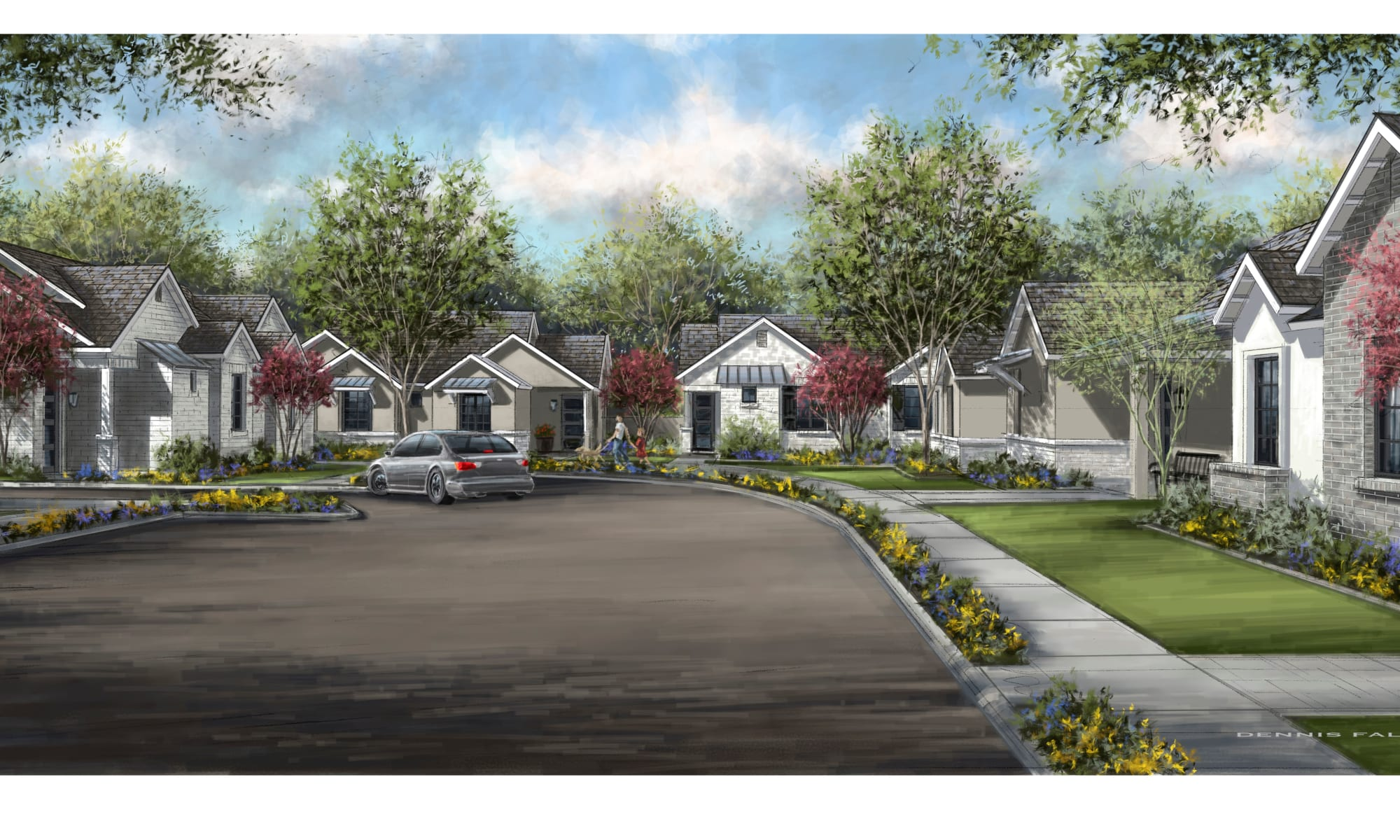 Apartments in Queen Creek, Arizona at EVR Spur Cross