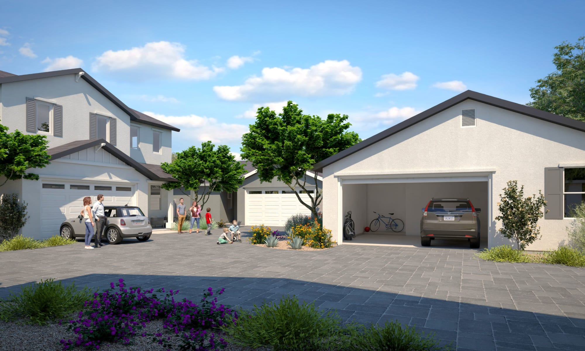 Houses for rent at Cyrene at Estrella in Goodyear, Arizona