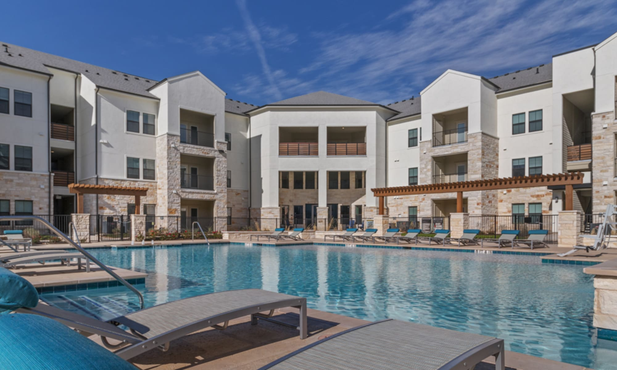 Apartments at McCarty Commons in San Marcos, Texas