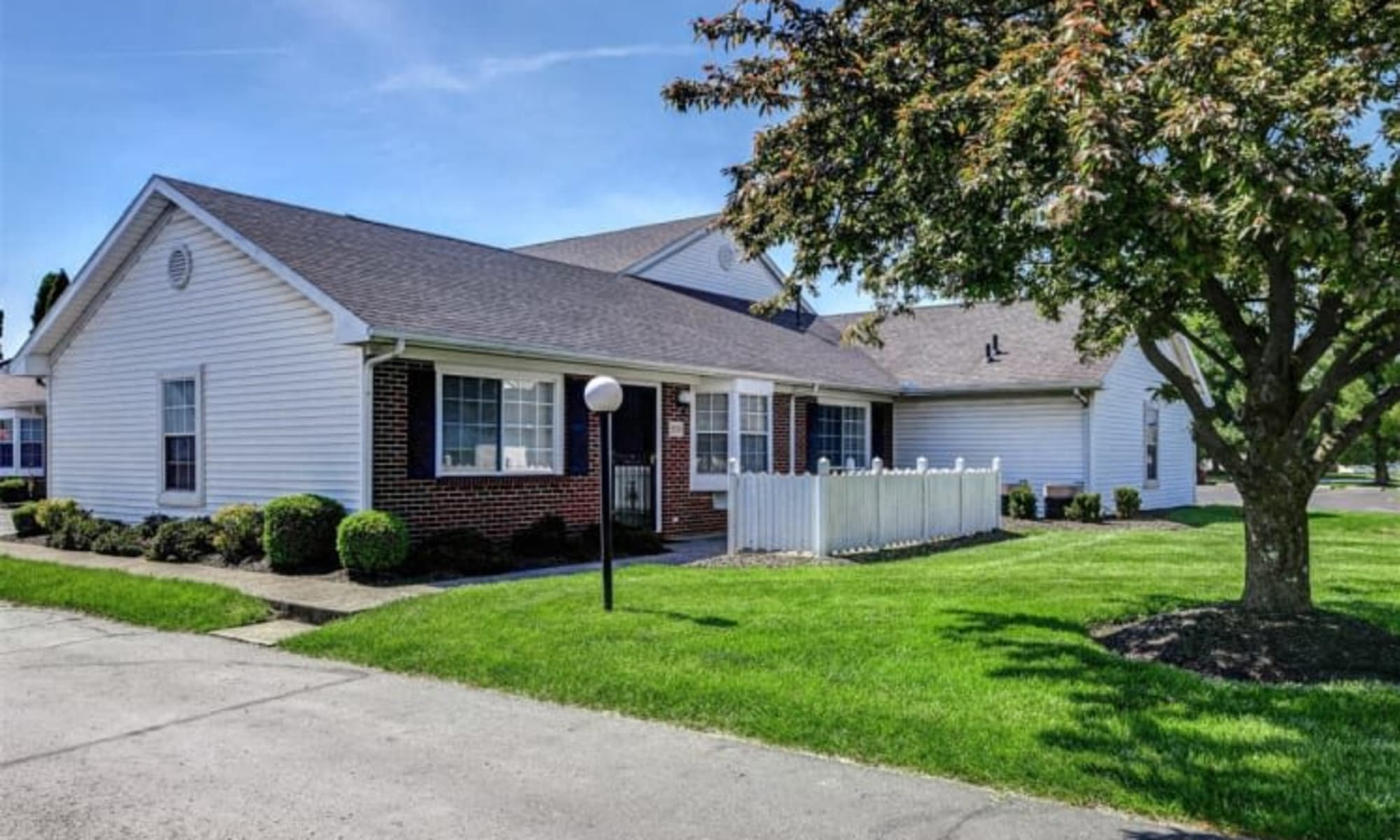 Scenic home ready for move in at Waterford Harbour in Groveport, OH