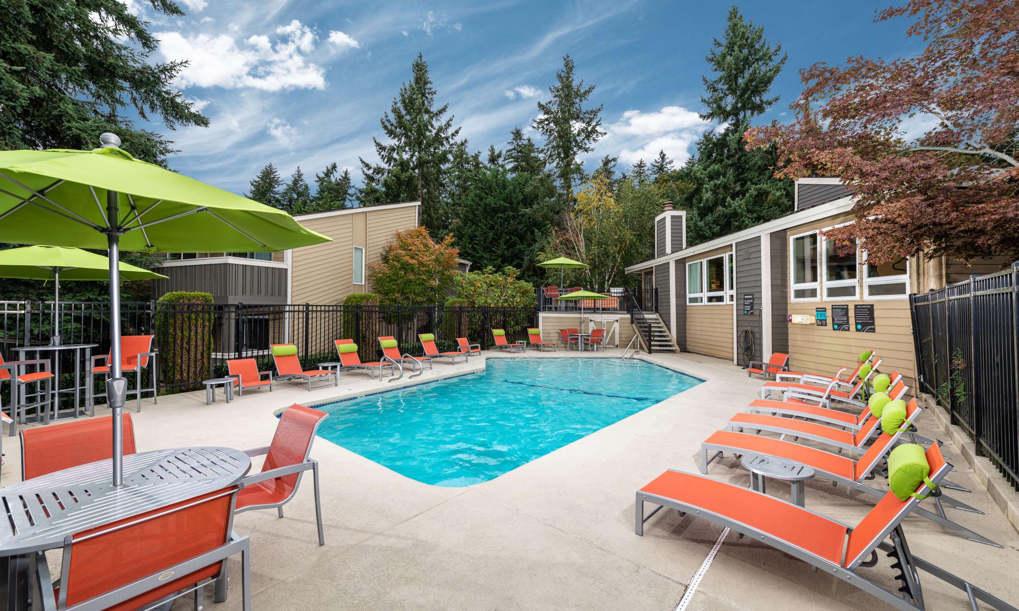 Vue Kirkland Apartments amenities in Kirkland, Washington