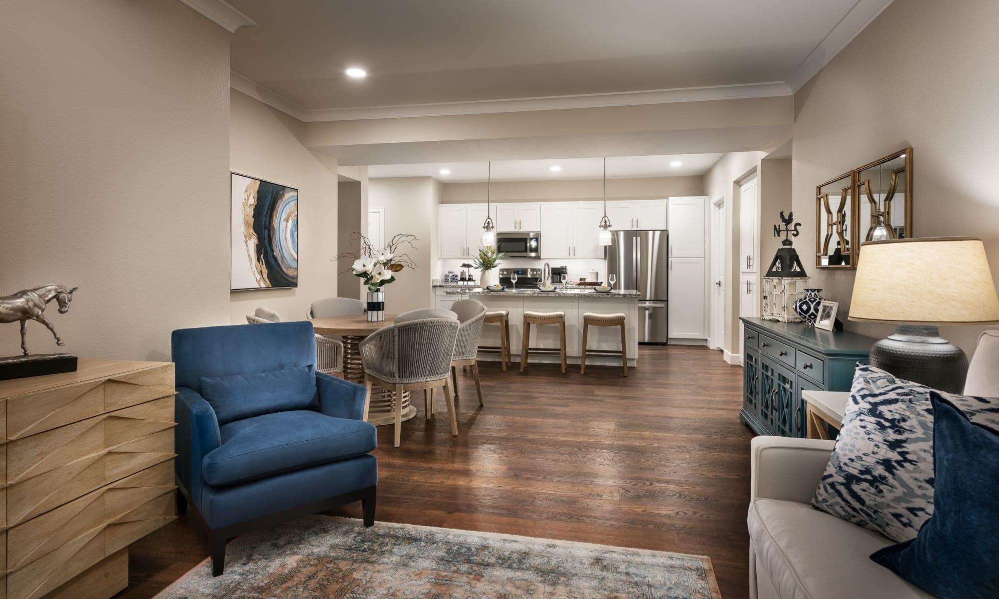 Apartments at San Artes in Scottsdale, Arizona