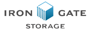 Iron Gate Storage - 4th Plain