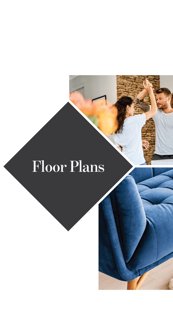 See our floor plans at The Residences at NEWCITY in Chicago, Illinois