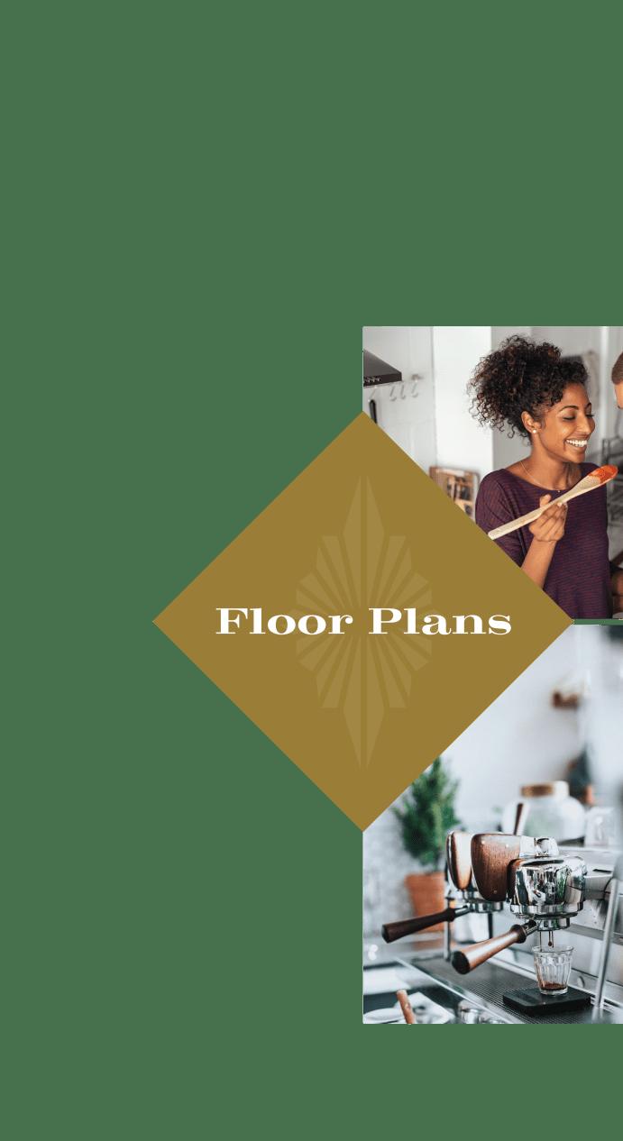 Floor plans at The Kahn in Detroit, MI