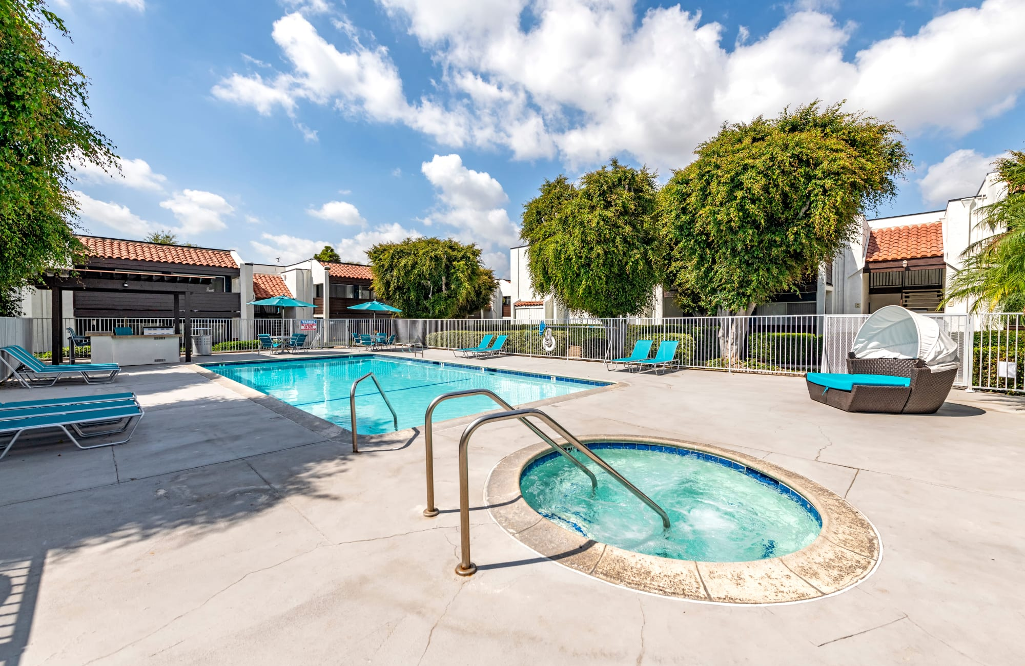 Accessibility statement at Kendallwood Apartments in Whittier, California