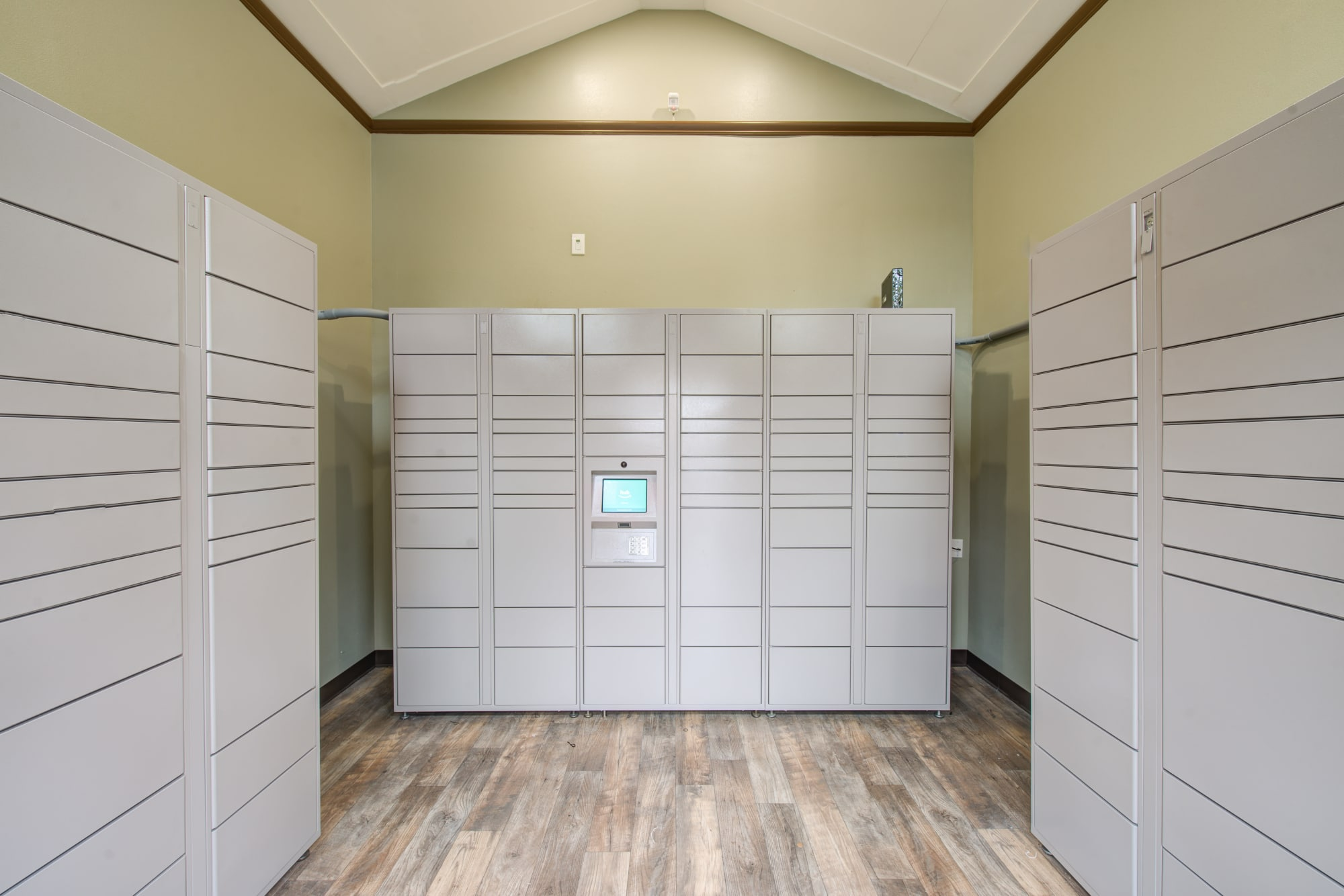 24-Hour Package Locker at HighGrove Apartments