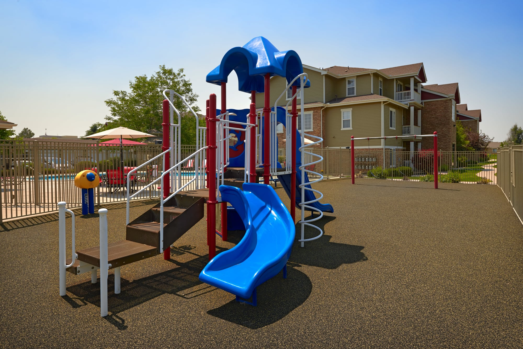 Playground at Westridge Apartments in Aurora, CO