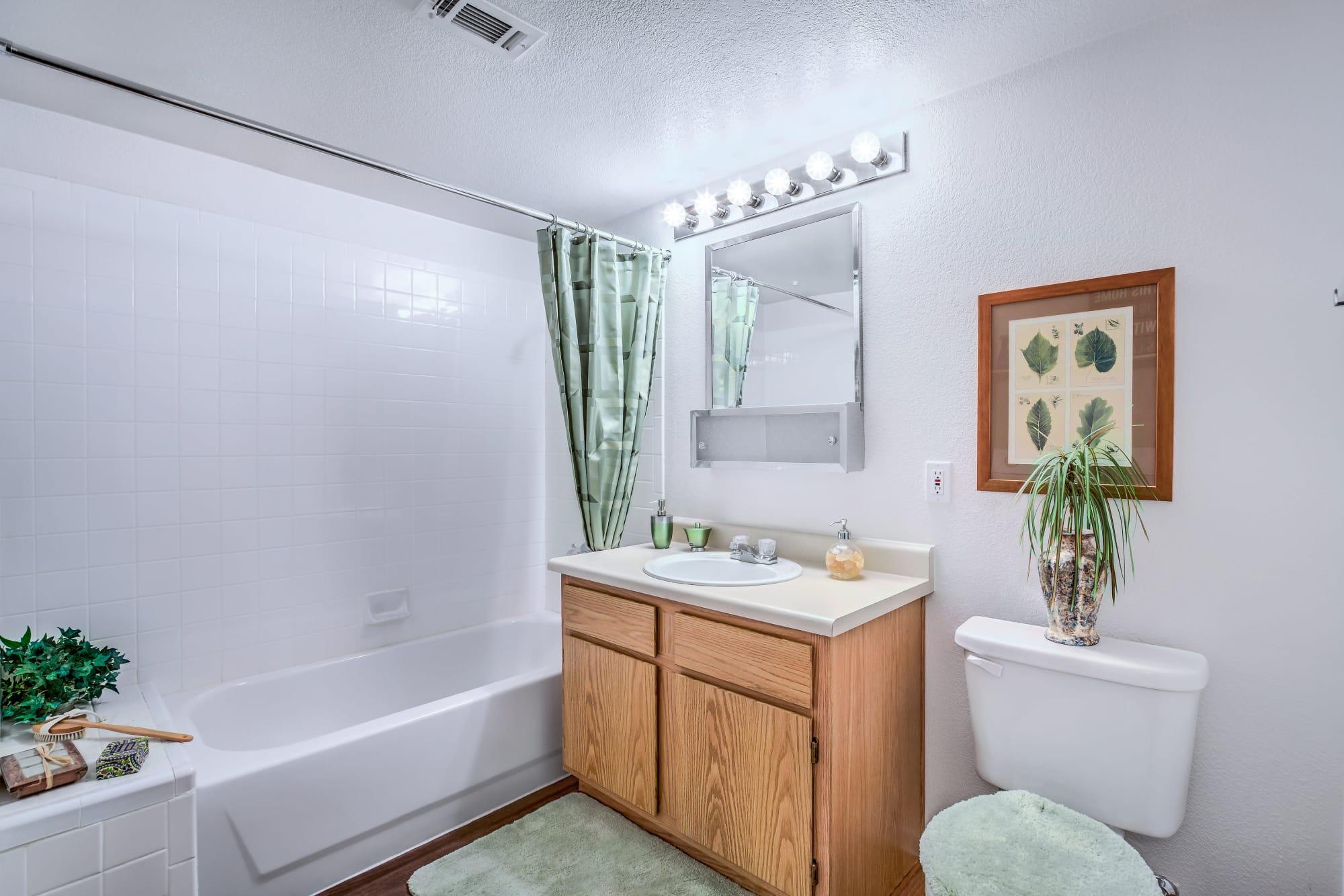 Bathroom at Portola Del Sol
