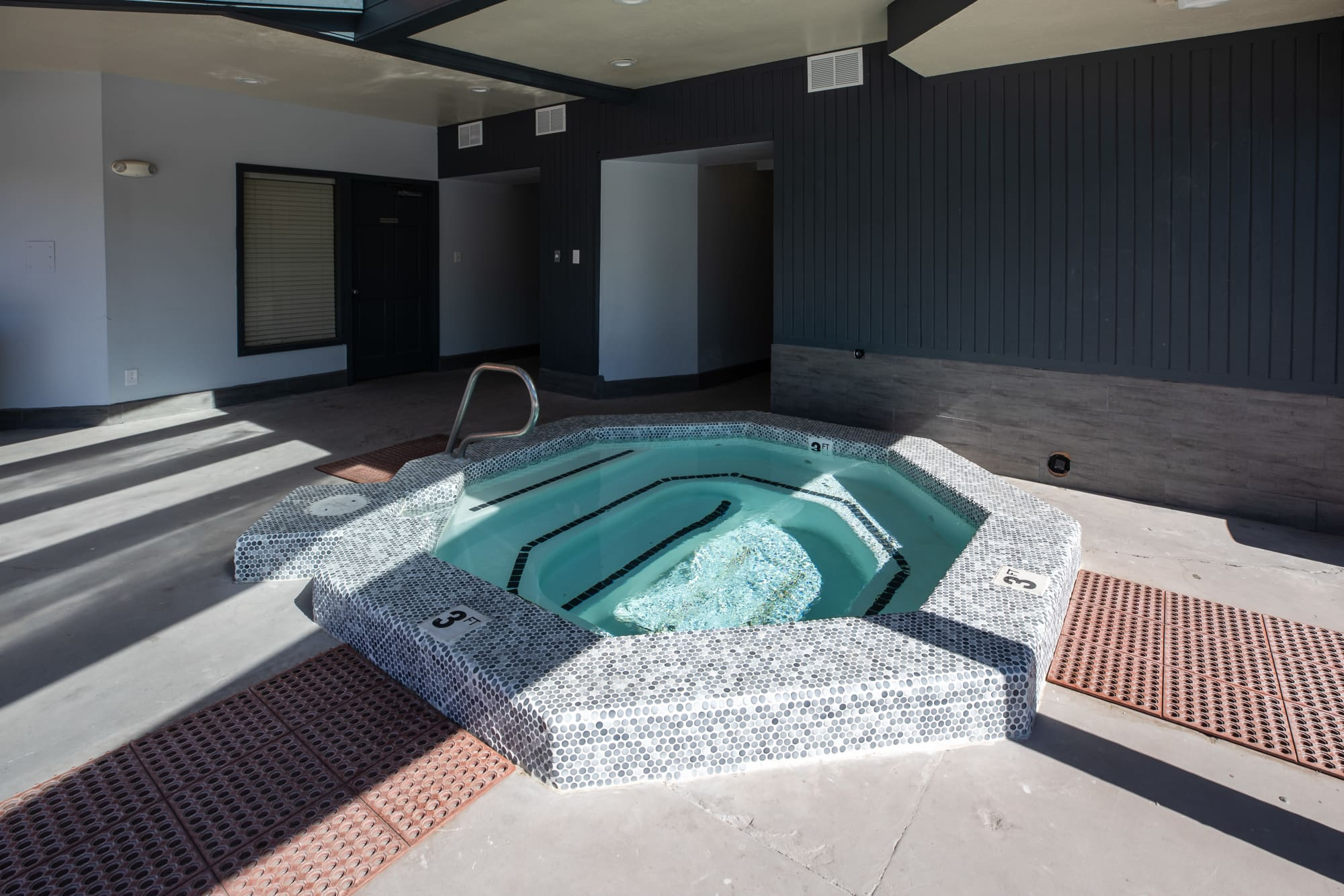 Spa at Shadowbrook Apartments in West Valley City, Utah