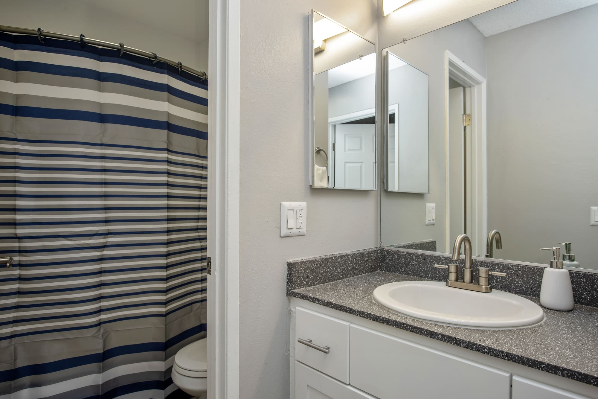Bath Room at Shadow Ridge Apartments in Oceanside, CA
