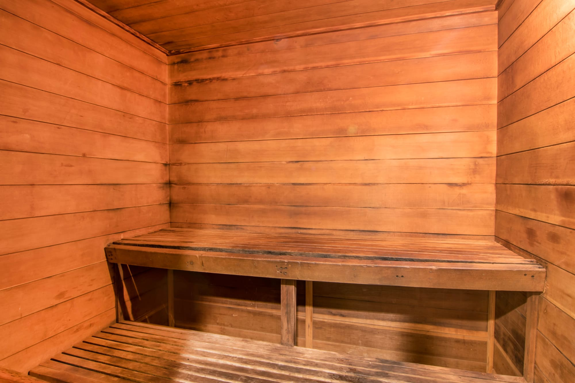 Sauna at Autumn Chase Apartments