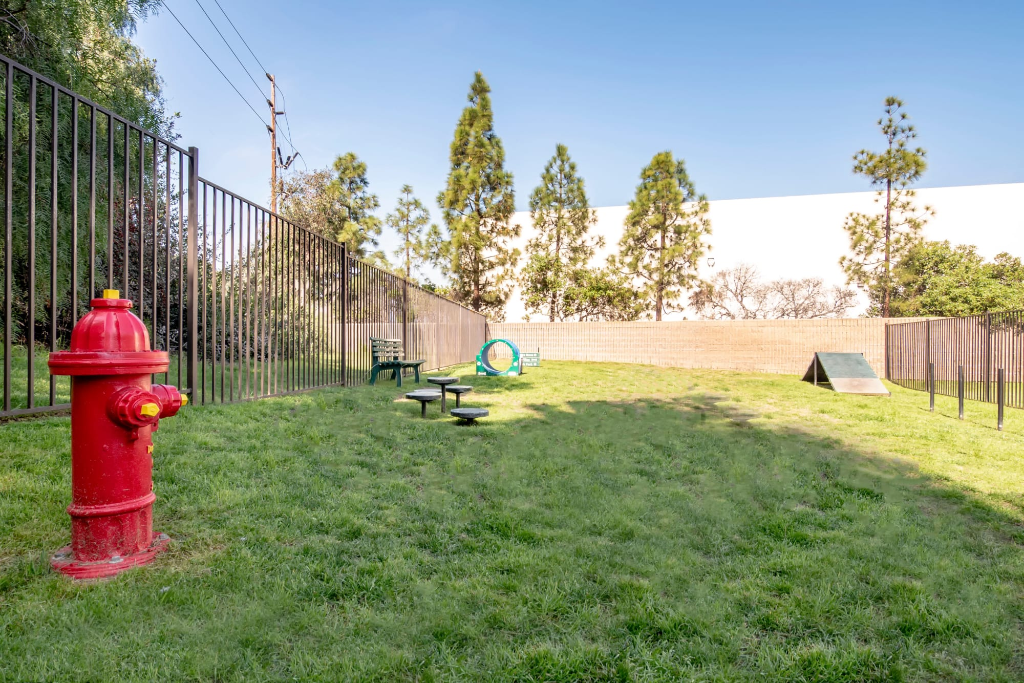 Off-Leash Dog Park - On-site