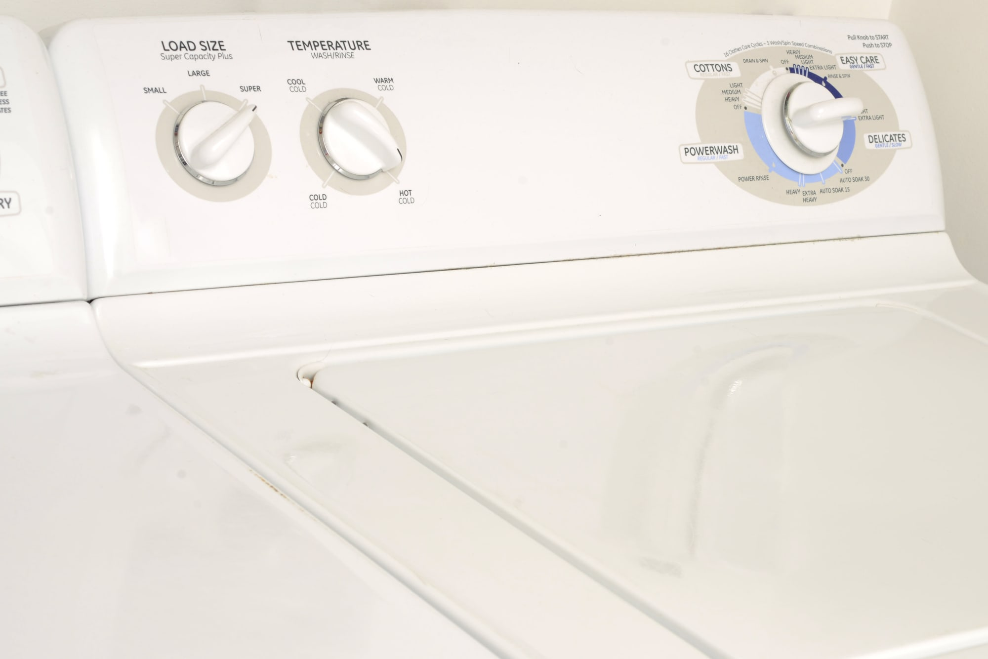 Washer and Dryer at Natomas Park Apartments in Sacramento, California