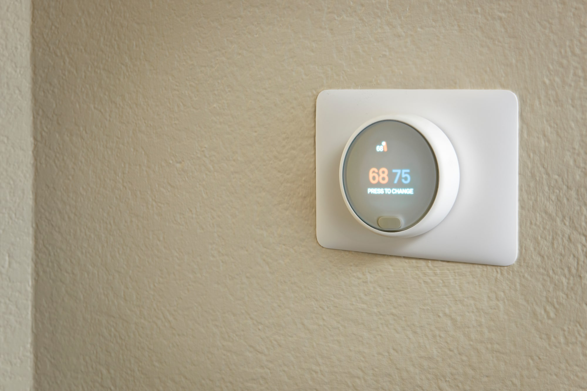 Smart Thermostats at Bluesky Landing Apartments in Lakewood, Colorado