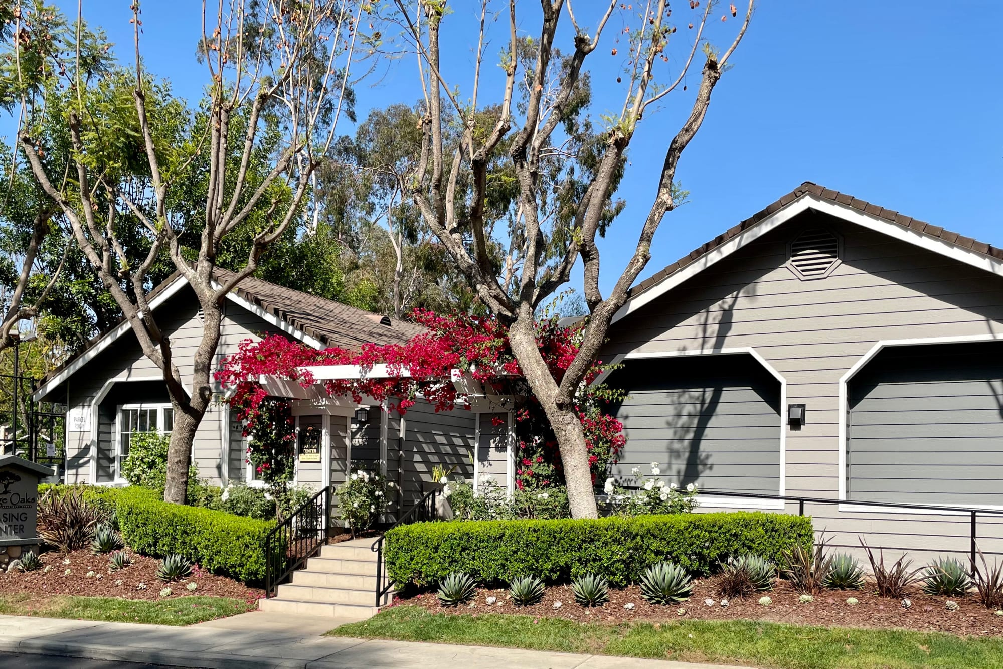 Office Exterior at Village Oaks in Chino Hills, California