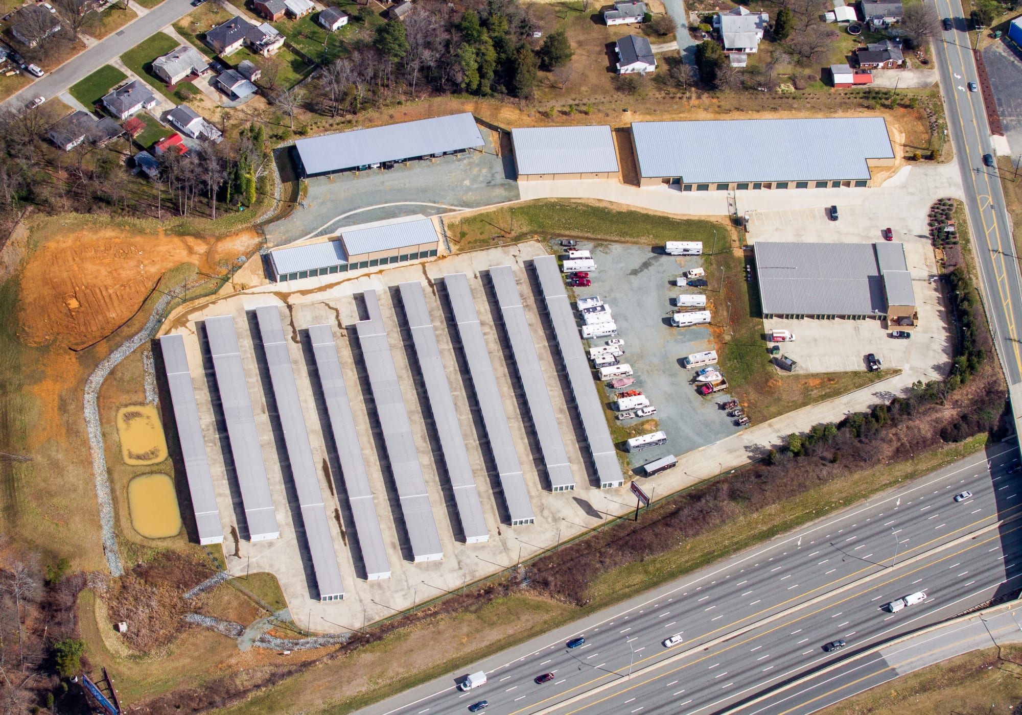 Cardinal Self Storage Provides Clean Storage Units