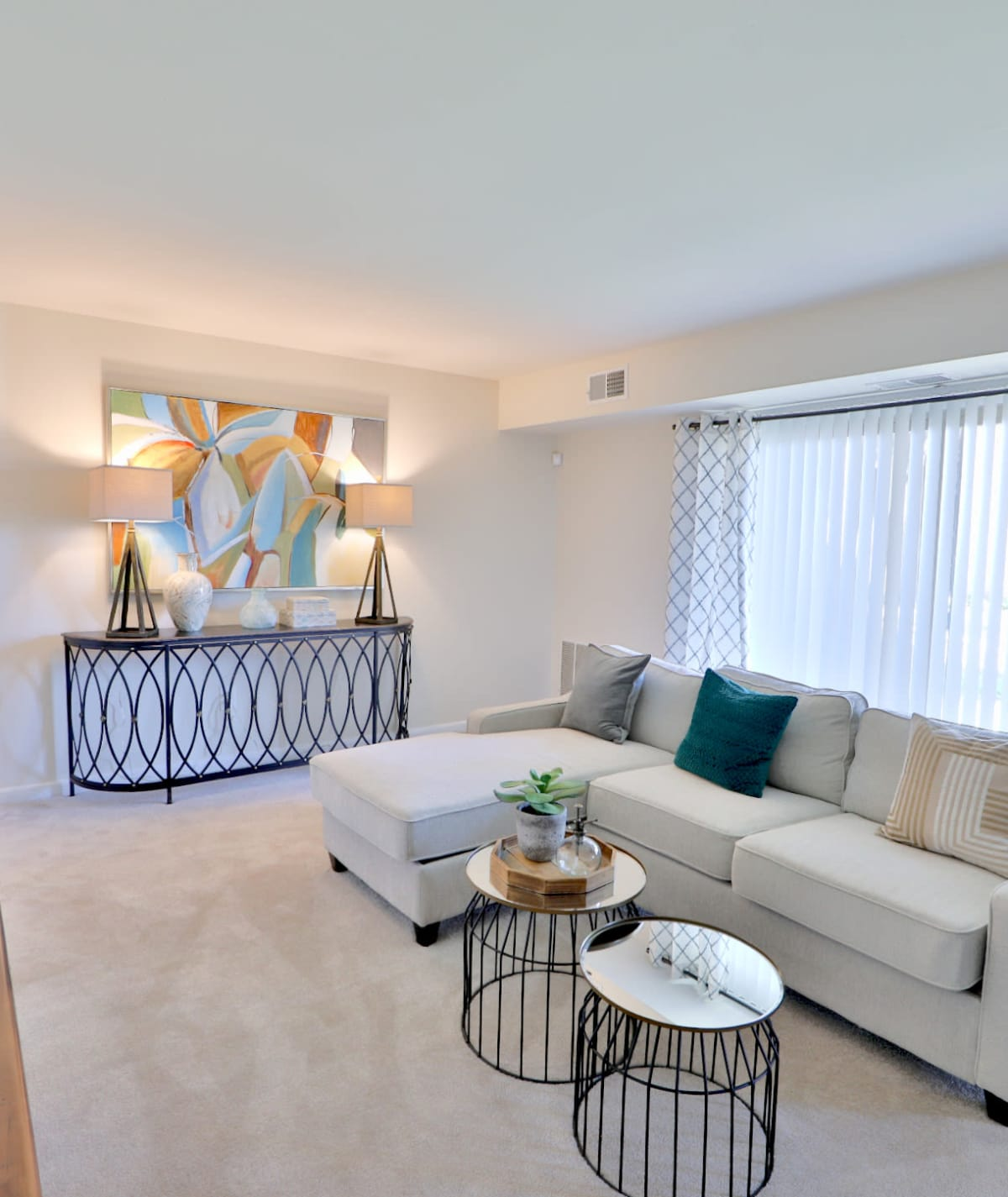 Phenomenal interior view of Gwynn Oaks Landing Apartments & Townhomes in Baltimore, MD