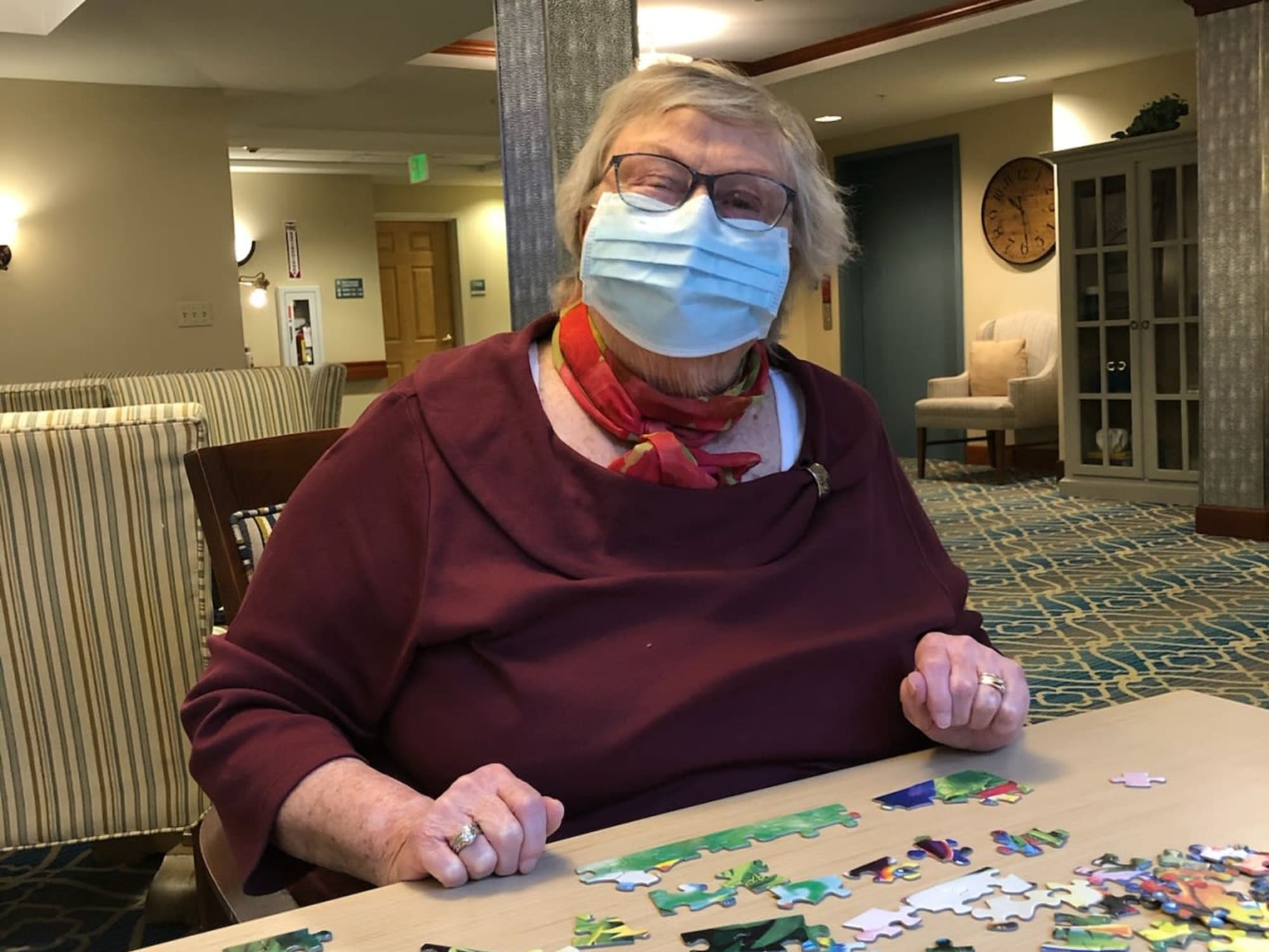 Puzzles at The Creekside in Woodinville, WA