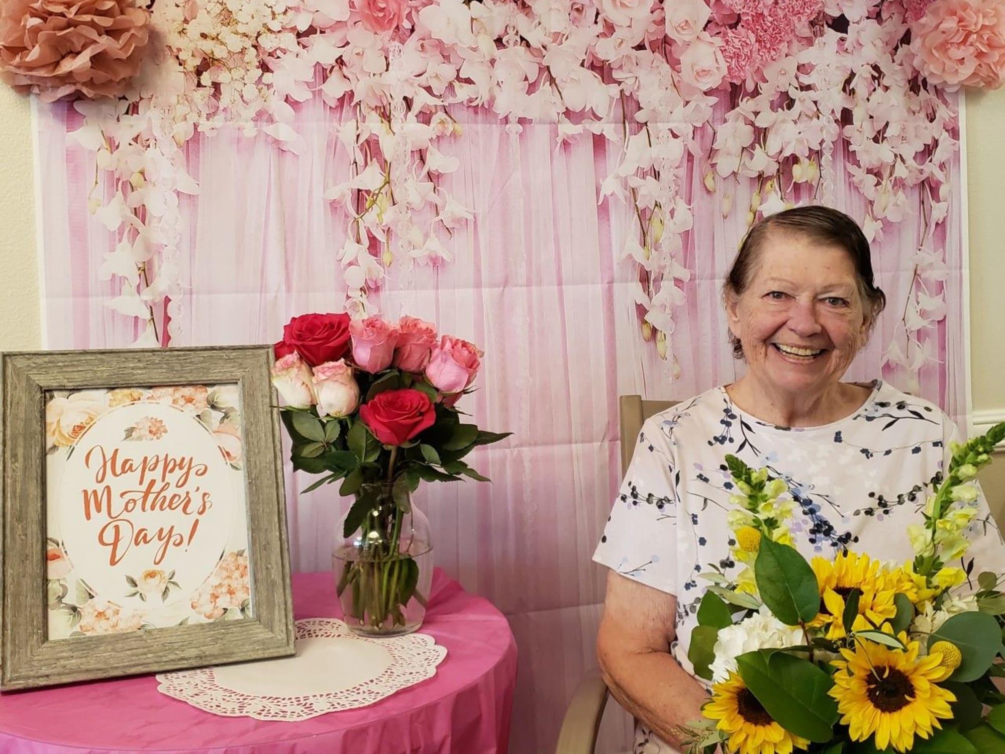 Mother's day at The Montera in La Mesa, CA