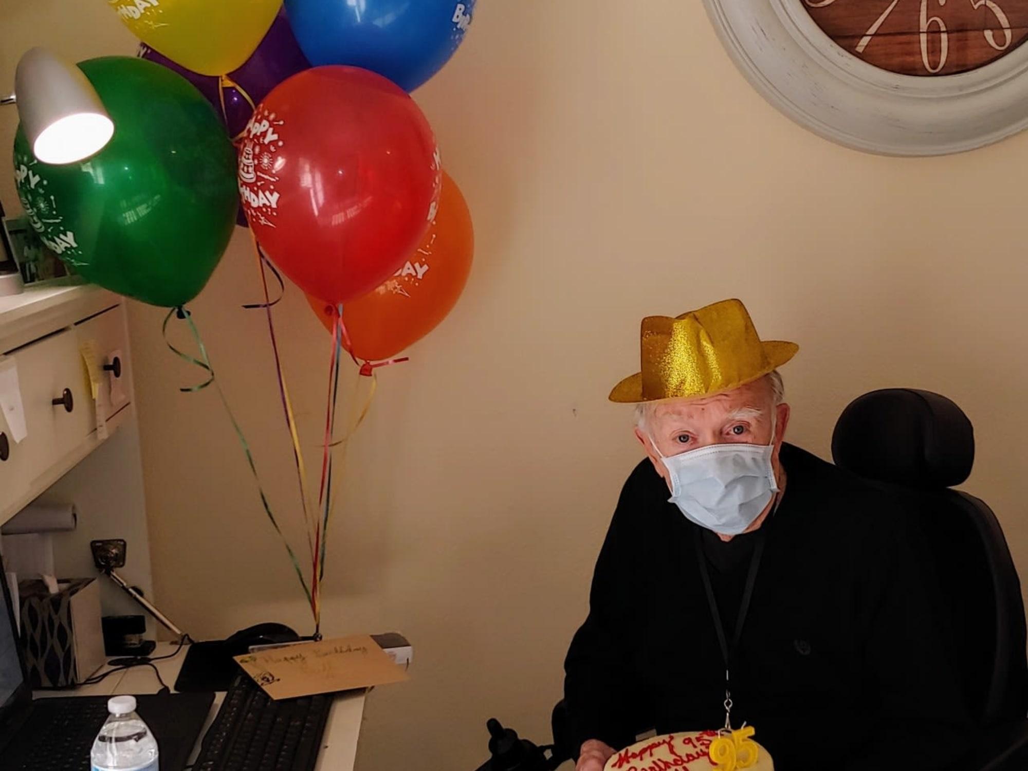 Birthday party at The Wellington in Salt Lake City, Utah