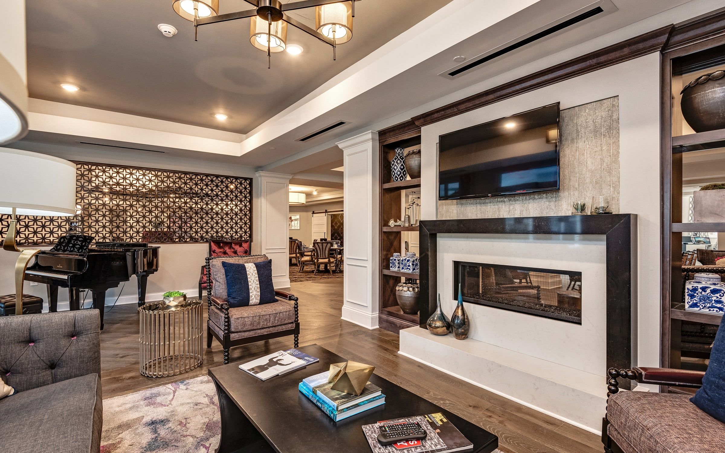 Exclusive offers at Anthology of Meridian Hills in Indianapolis, Indiana.