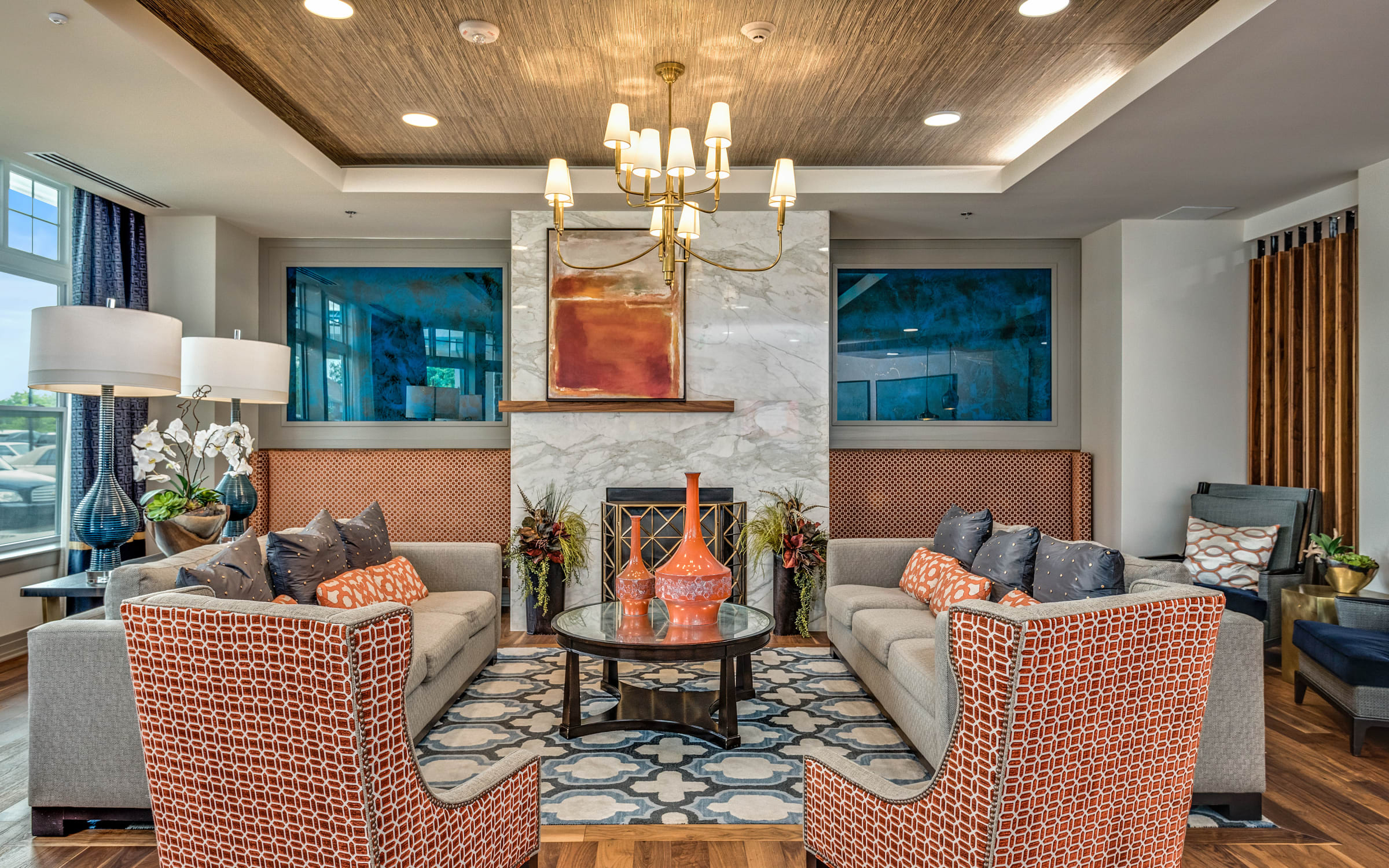 Exclusive offers at Anthology of Clayton View in Saint Louis, Missouri.