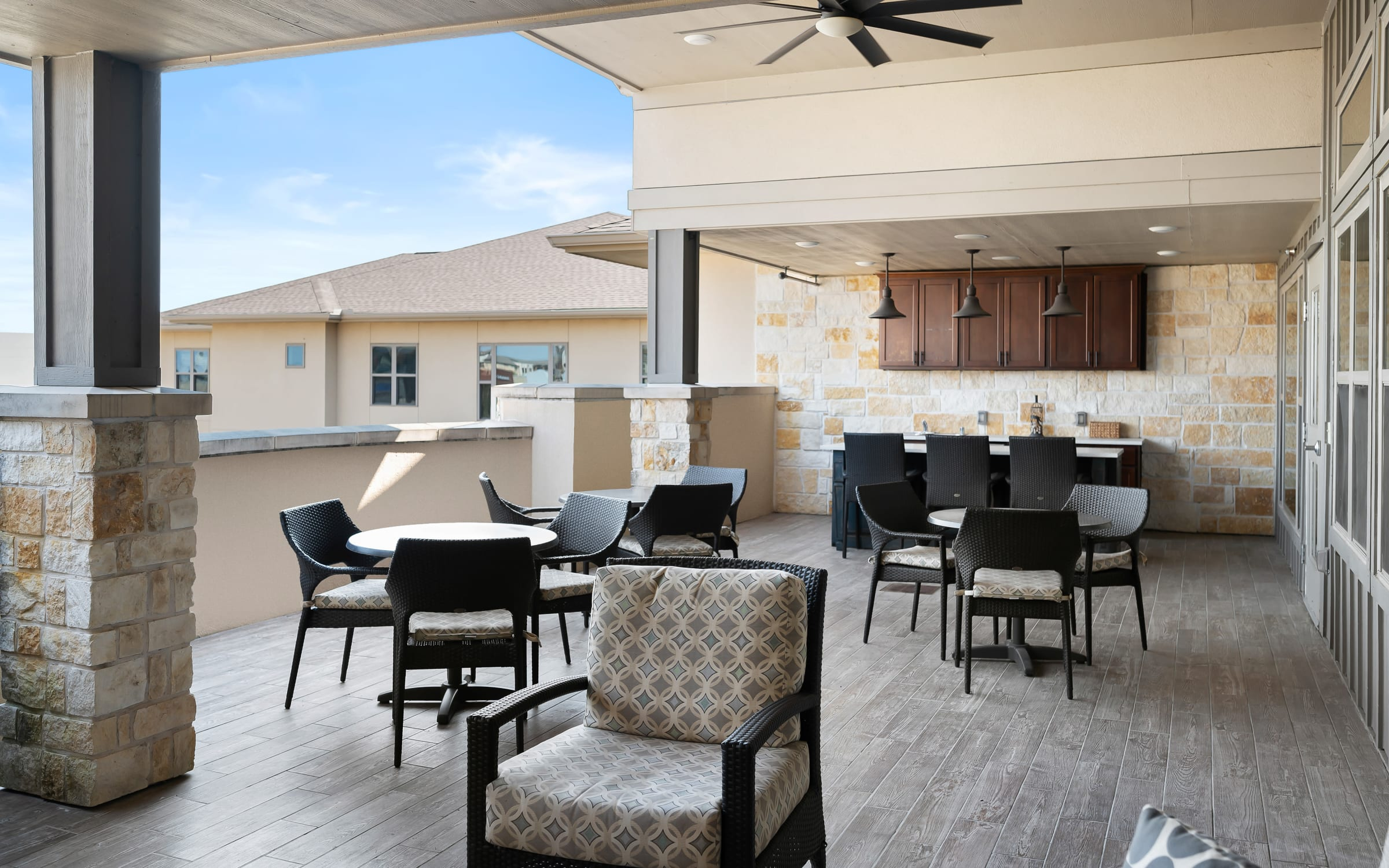 Floor plans at Anthology of Plano in Plano, Texas