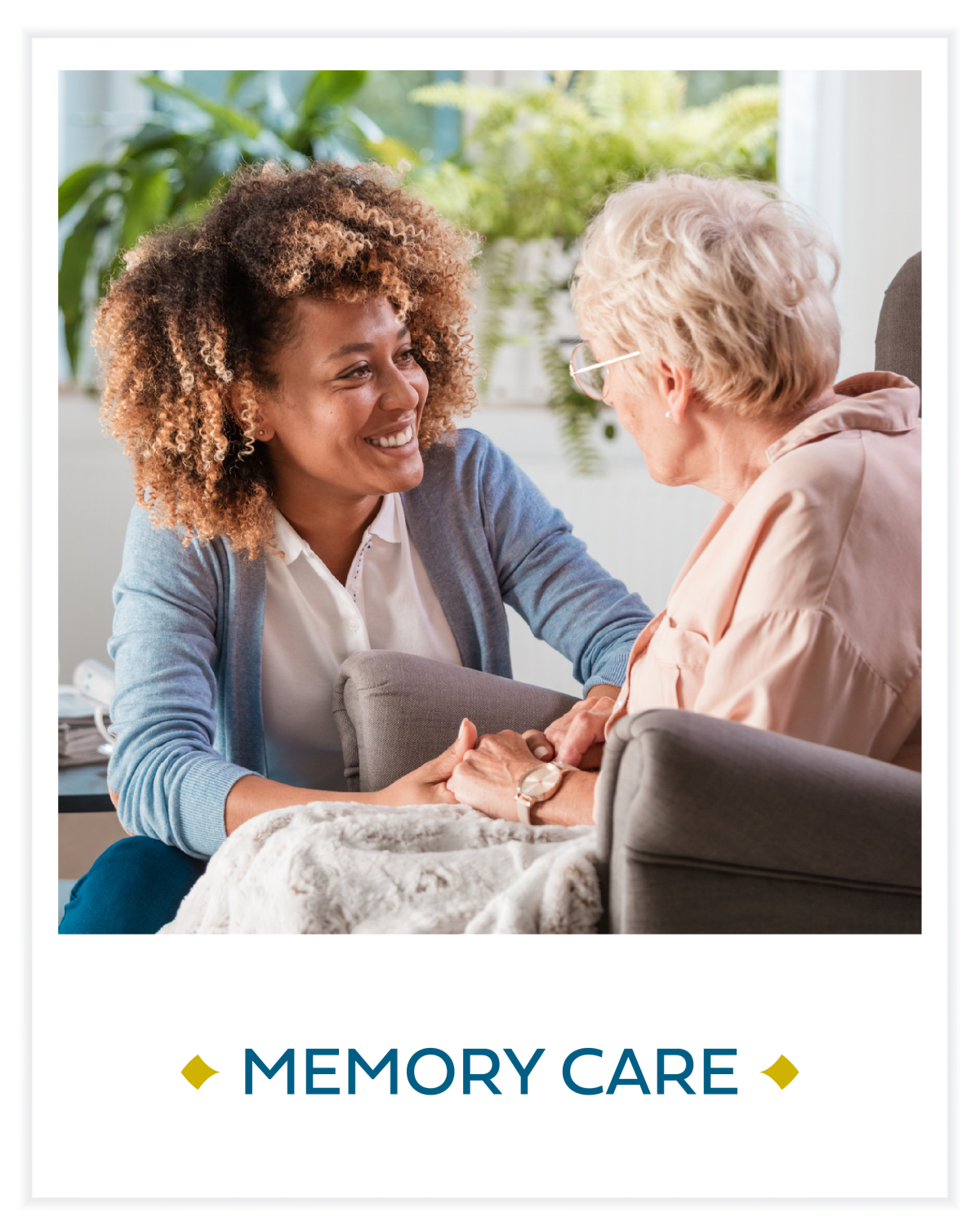 Memory care at Broadwell Senior Living in Plymouth, Minnesota