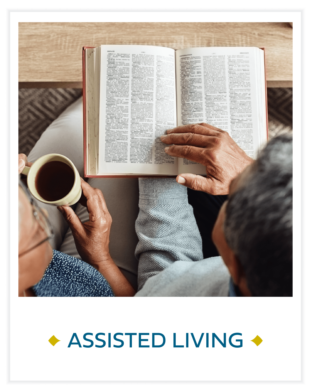 Assisted living at Broadwell Senior Living in Kearney, Nebraska