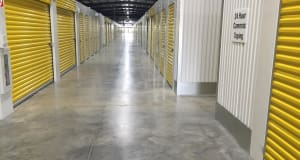 Climate controlled units at Storage Star Red Bluff in Pasadena, Texas