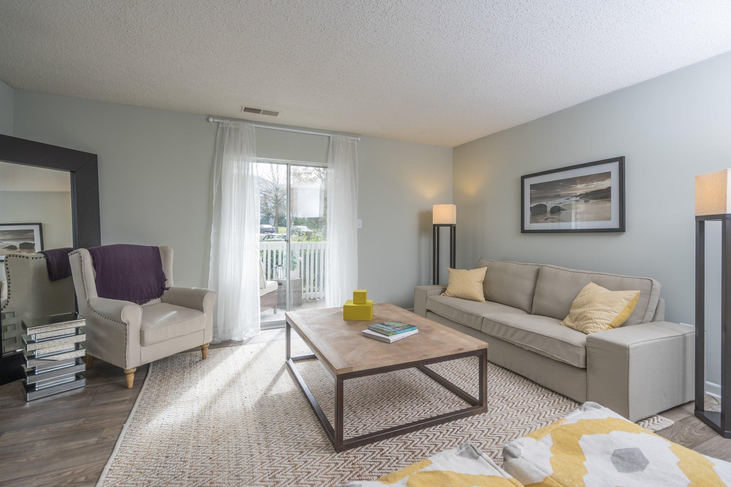 Apartments at Paces River Apartments in Rock Hill, South Carolina