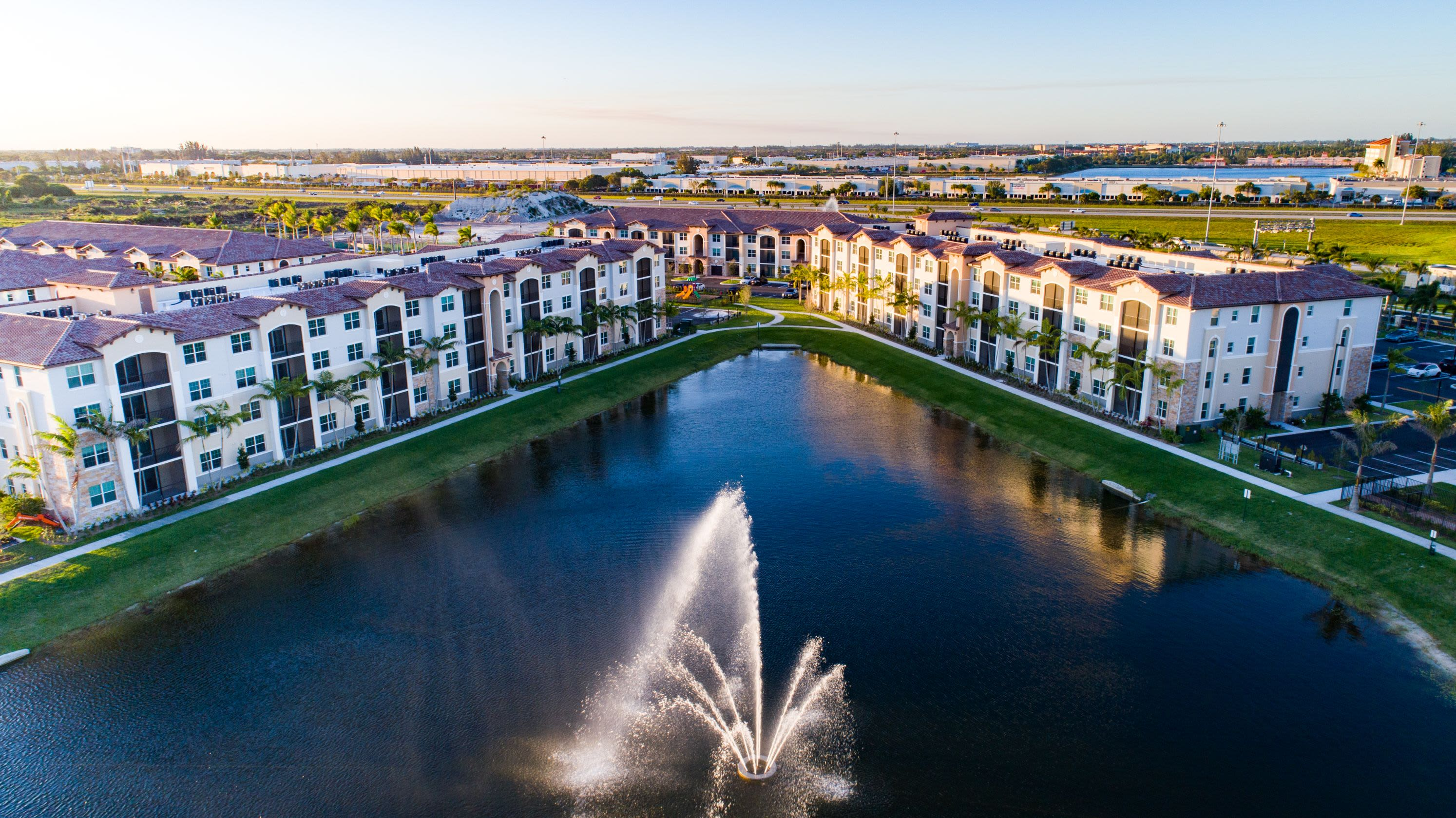 Apartments at Luma at Miramar in Miramar, Florida