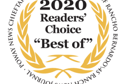 Best of North Inland Readers Poll Badge