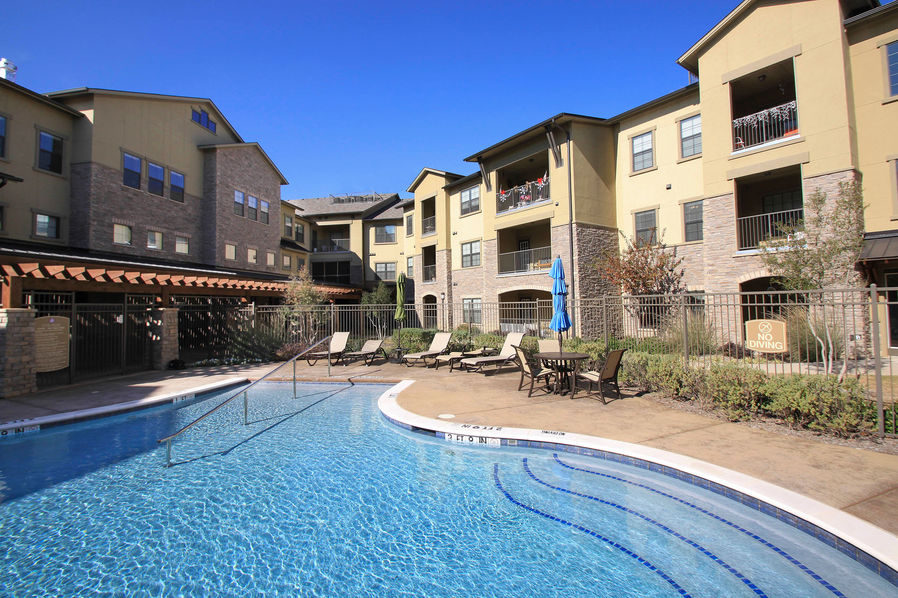 Allen senior living community with wonderful amenities