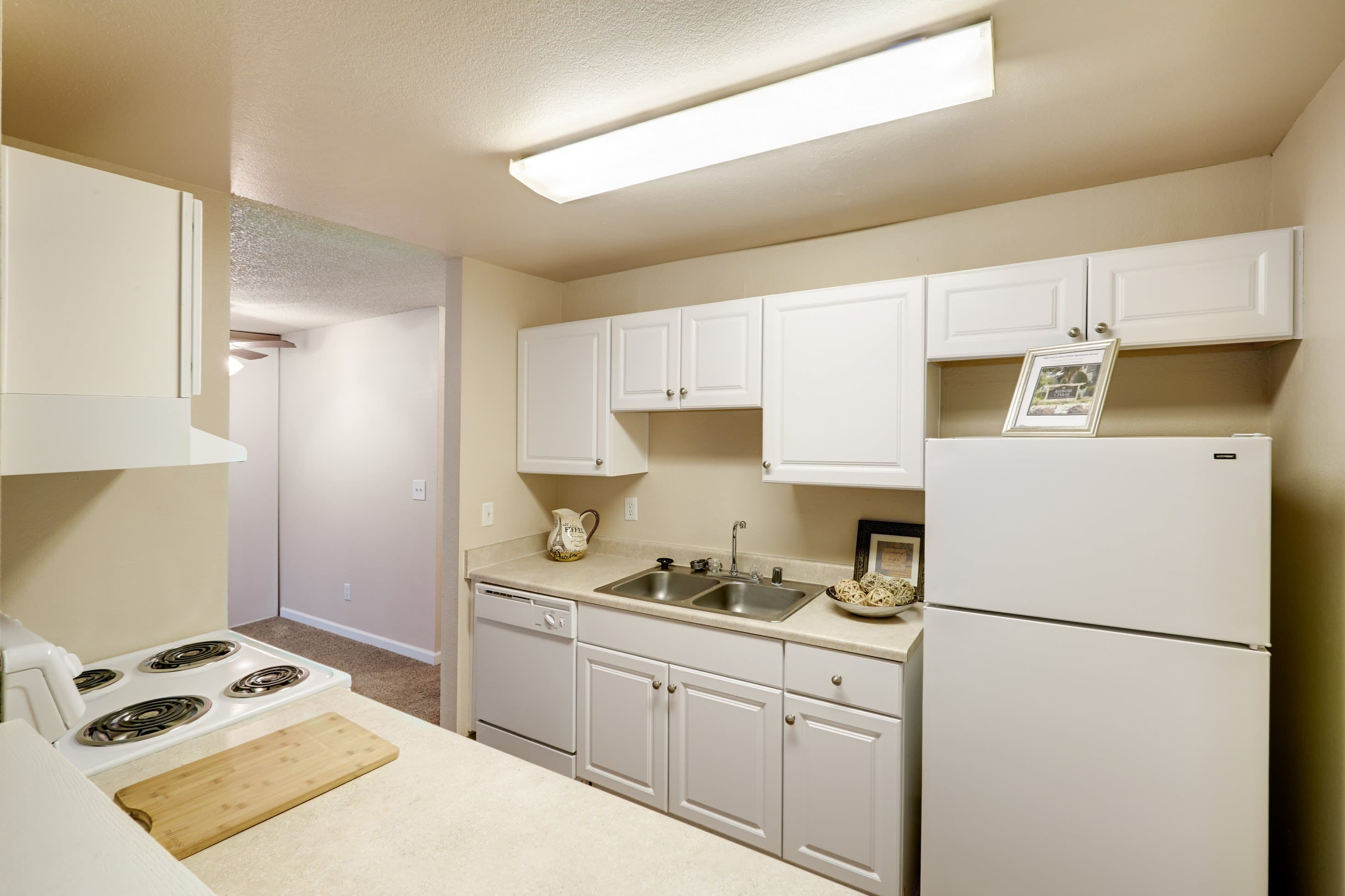 Learn more about Arbor Chase Apartment Homes in Kent, WA