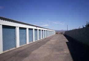 Alpha Self Storage storage facility in Cottonwood, AZ